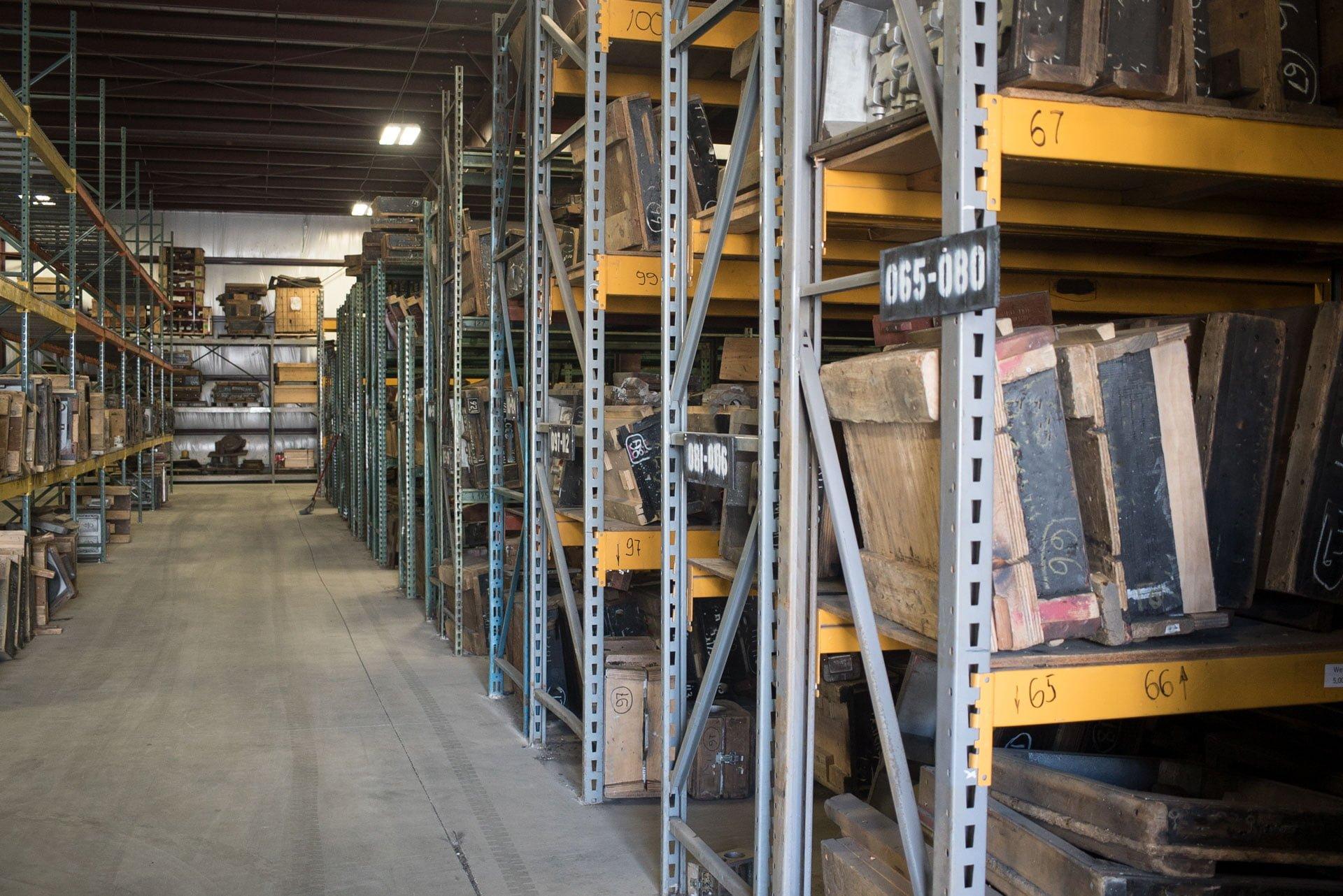 Omaha Steel Pattern Shop