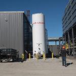 Omaha Steel - Egal Metallurgical Lab