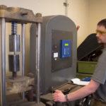 Omaha Steel - Metallurgical Lab