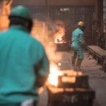 Omaha Steel - Metals Poured