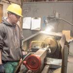 Omaha Steel - Finishing