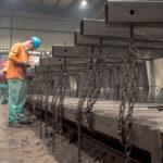 Omaha Steel - Foundry Floor