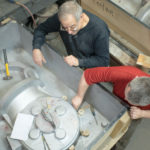 Omaha Steel -Engineering Pattern Shop